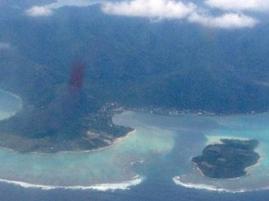 Huahine, a stop on our way to Bora Bora