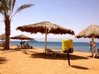 South Beach, Aqaba.