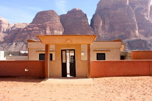 Rum Stars' office in Wadi Rum Village.